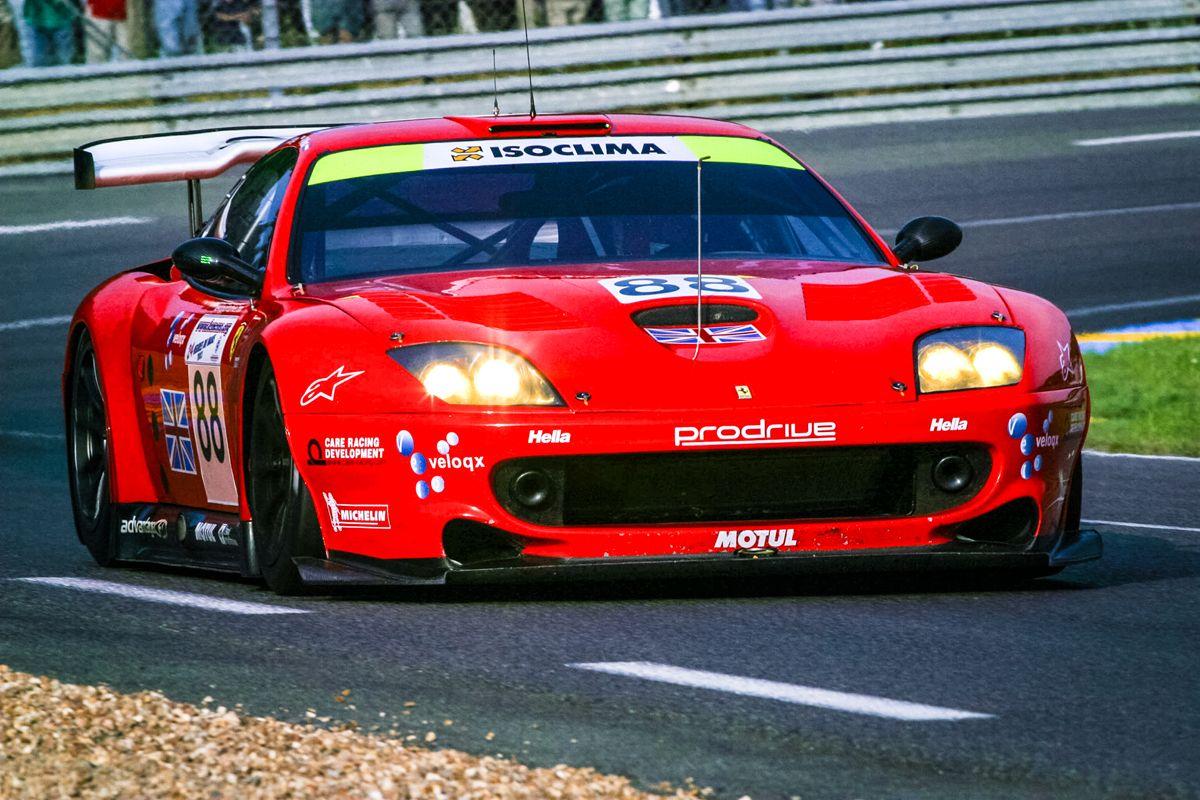 Ferrari 550 Maranello 108462 ∏Ferrari S.p.A