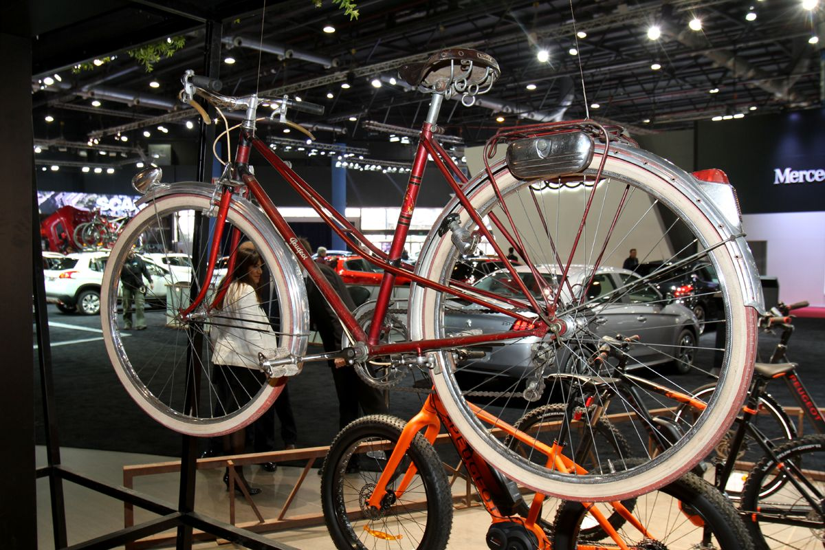 Salón del Automóvil 2017: Premio FIVA de bicicletas