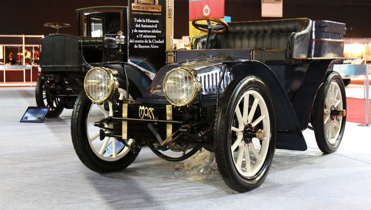 Salón del Automóvil 2017: Mors, 101 años después