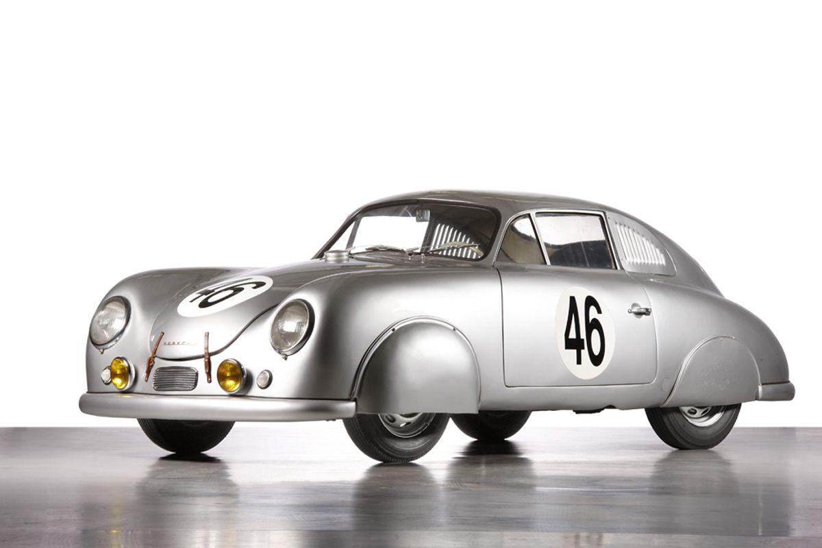 Porsche 356 SL CoupÇ, Le Mans 1951