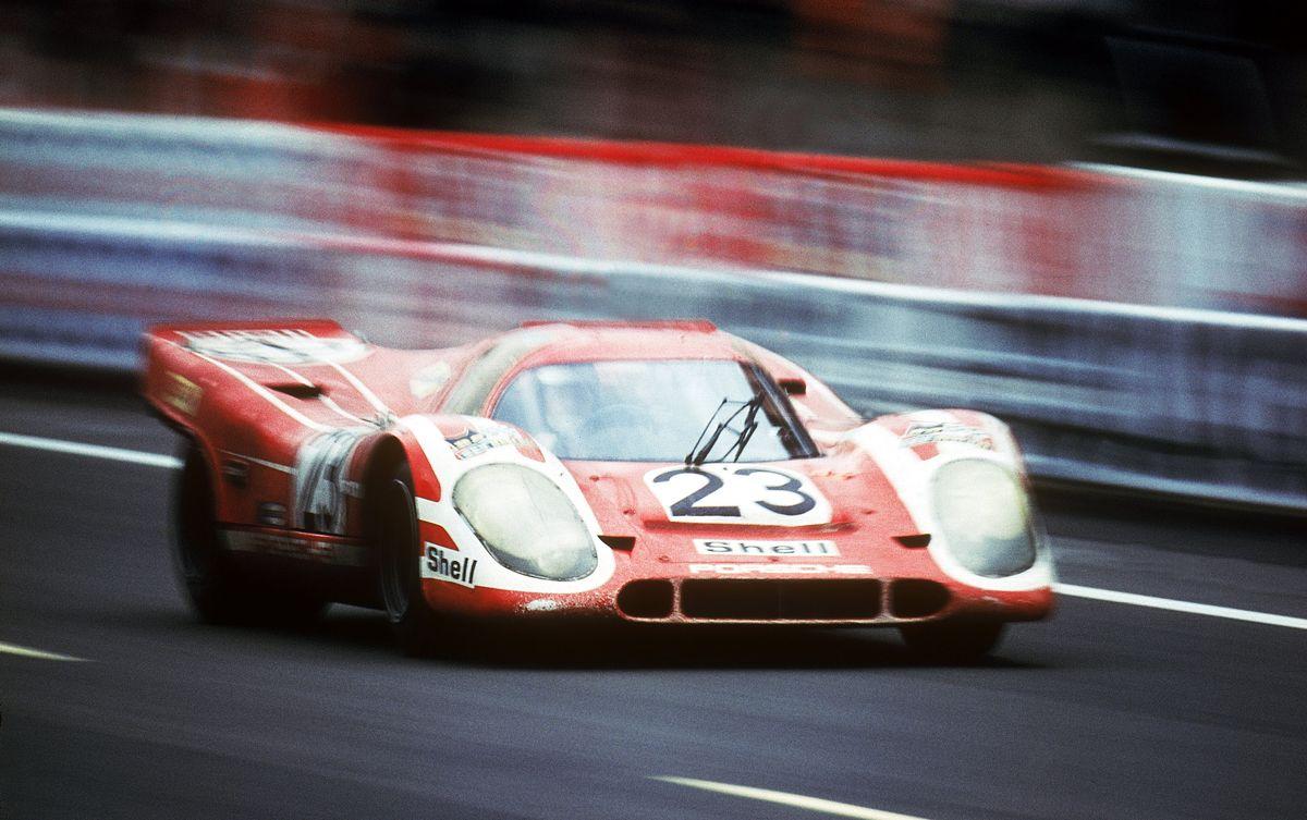Porsche 917 KH 1970