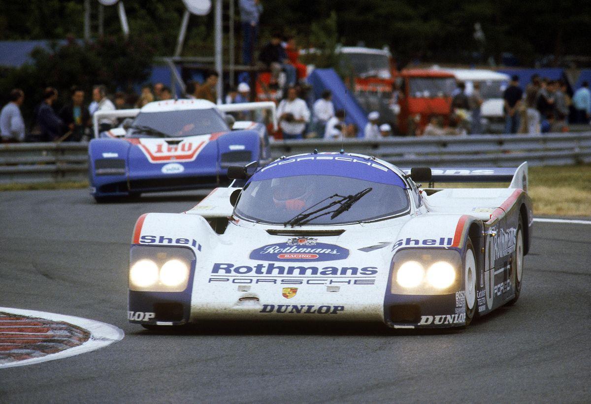 Porsche 962 C LH 1986