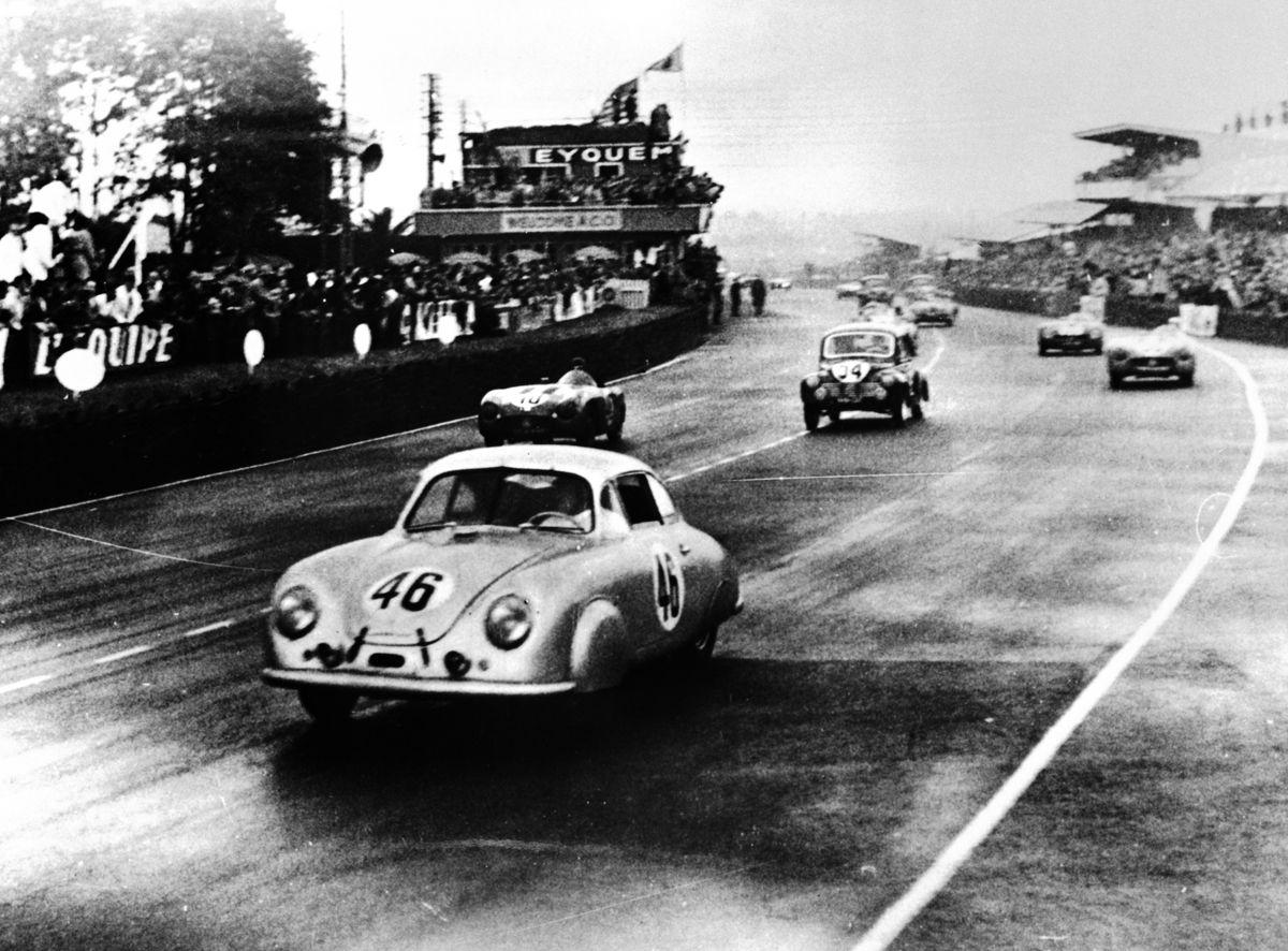 Le Mans 2017: los números de Porsche