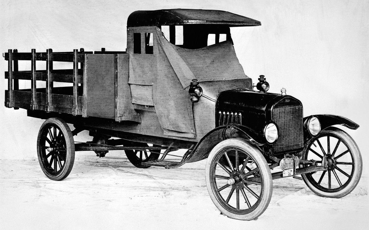 1110452_Model TT Truck- In 1917
