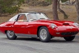 "1960 Alfa Romeo ""Superflow IV"" Pininfarina coupe"