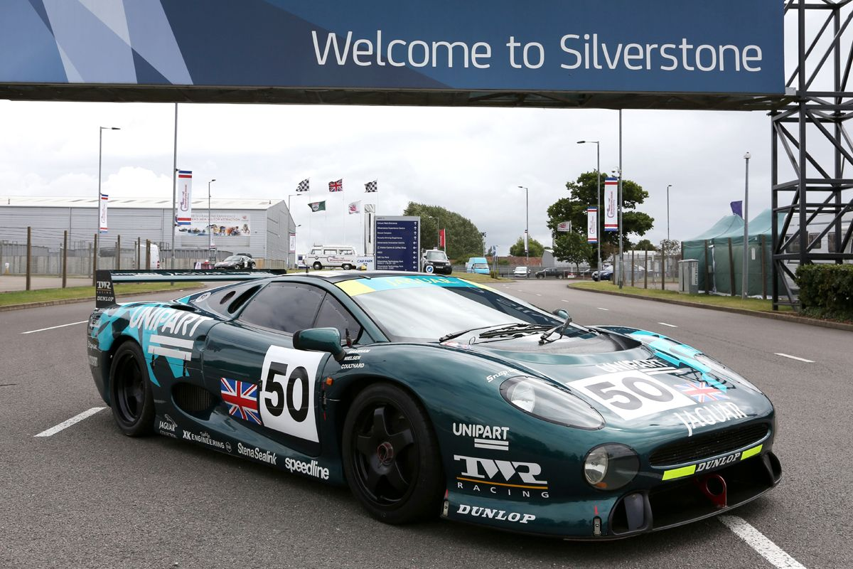 1420206_Special celebrations planned at Silverstone Classic to mark 25 years of the XJ220