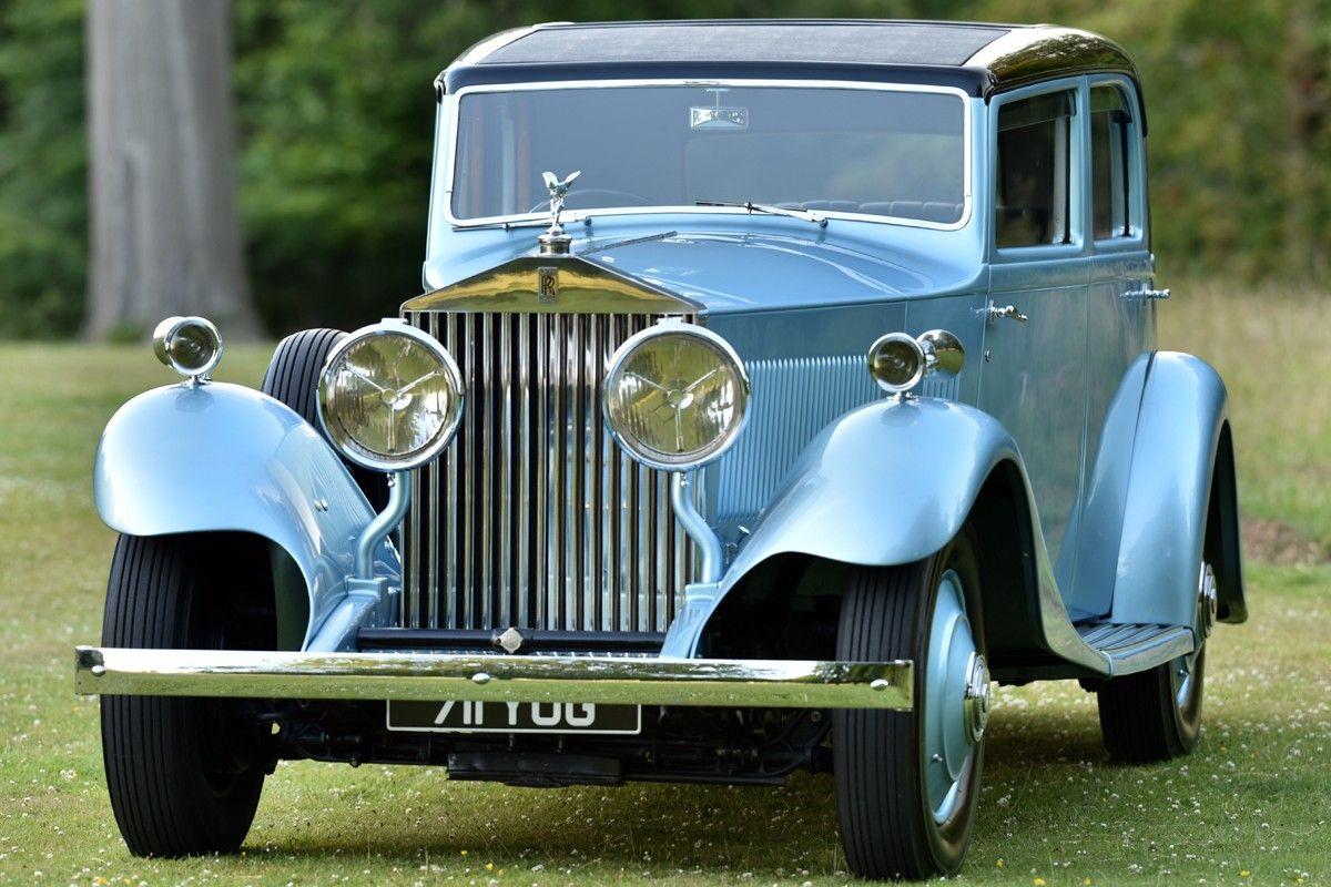 1933 Rolls Royce Phantom II Continental 711YUG - 36