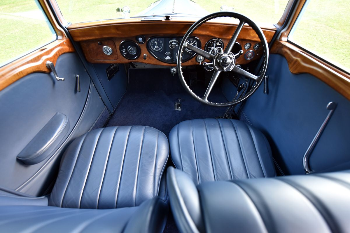 1933 Rolls Royce Phantom II Continental 711YUG - 46