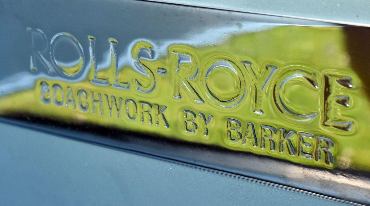 1933 Rolls Royce Phantom II Continental 711YUG - 66