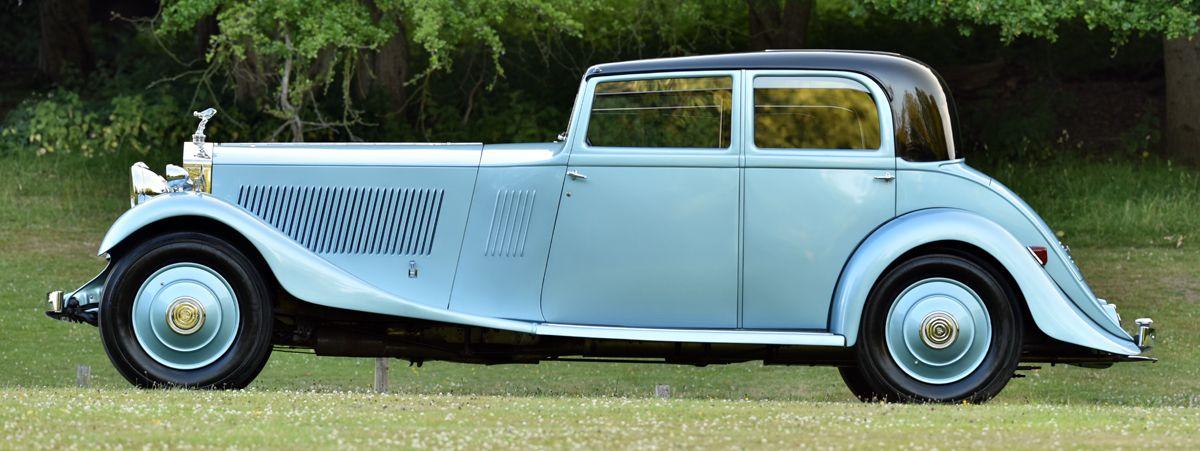 1933 Rolls Royce Phantom II Continental 711YUG - 8