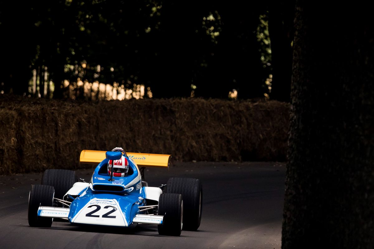 2017 Goodwood Festival Of Speed 30th June - 2nd July 2017 Goodwood, England Photo: Drew Gibson.