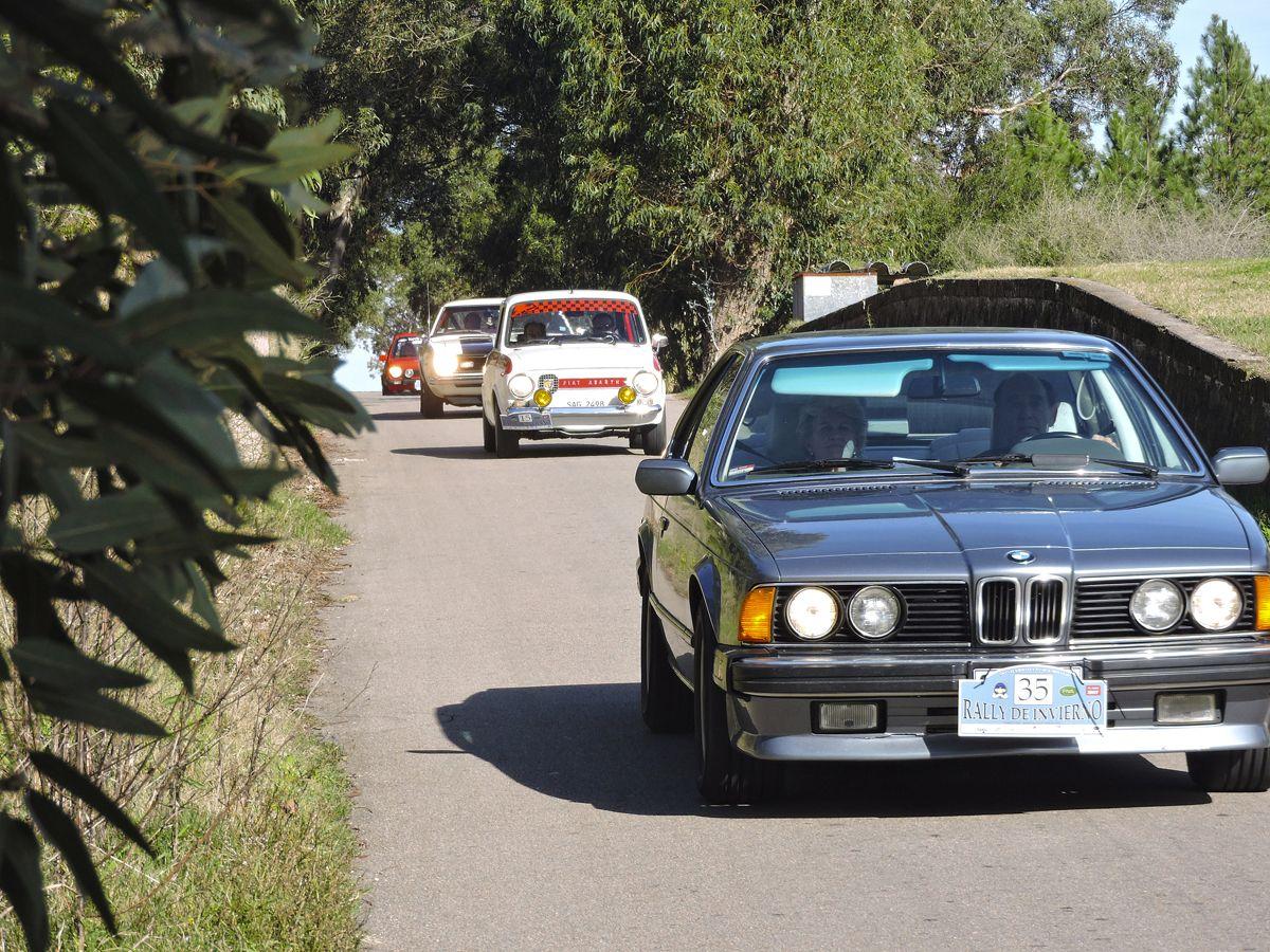 BMW 637 - Cno Buxareo