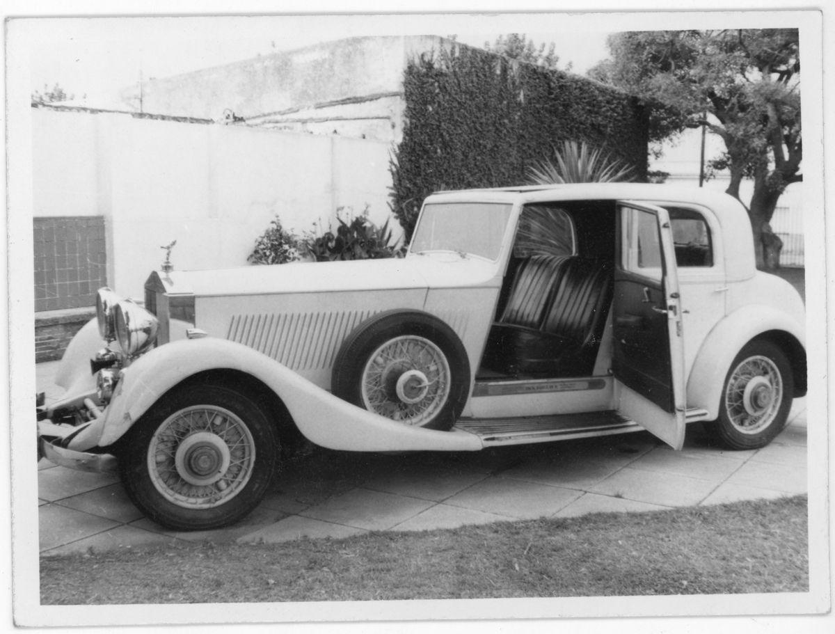 Rolls-Royce Phantom II Continental puertas III_Argentina