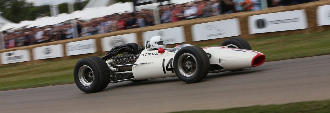 Goodwood FOS 2017: Homenaje a John Surtees