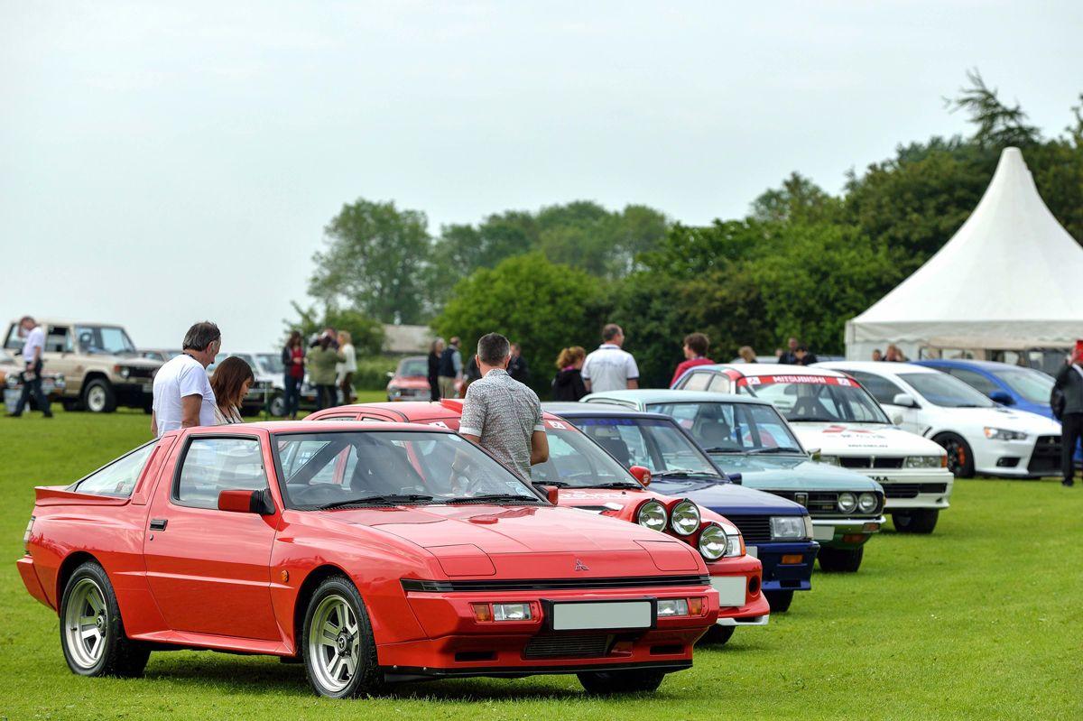 1421394_Mitsubishi Motors Centenary Tour1