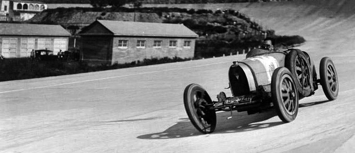 Terramar y Bugatti