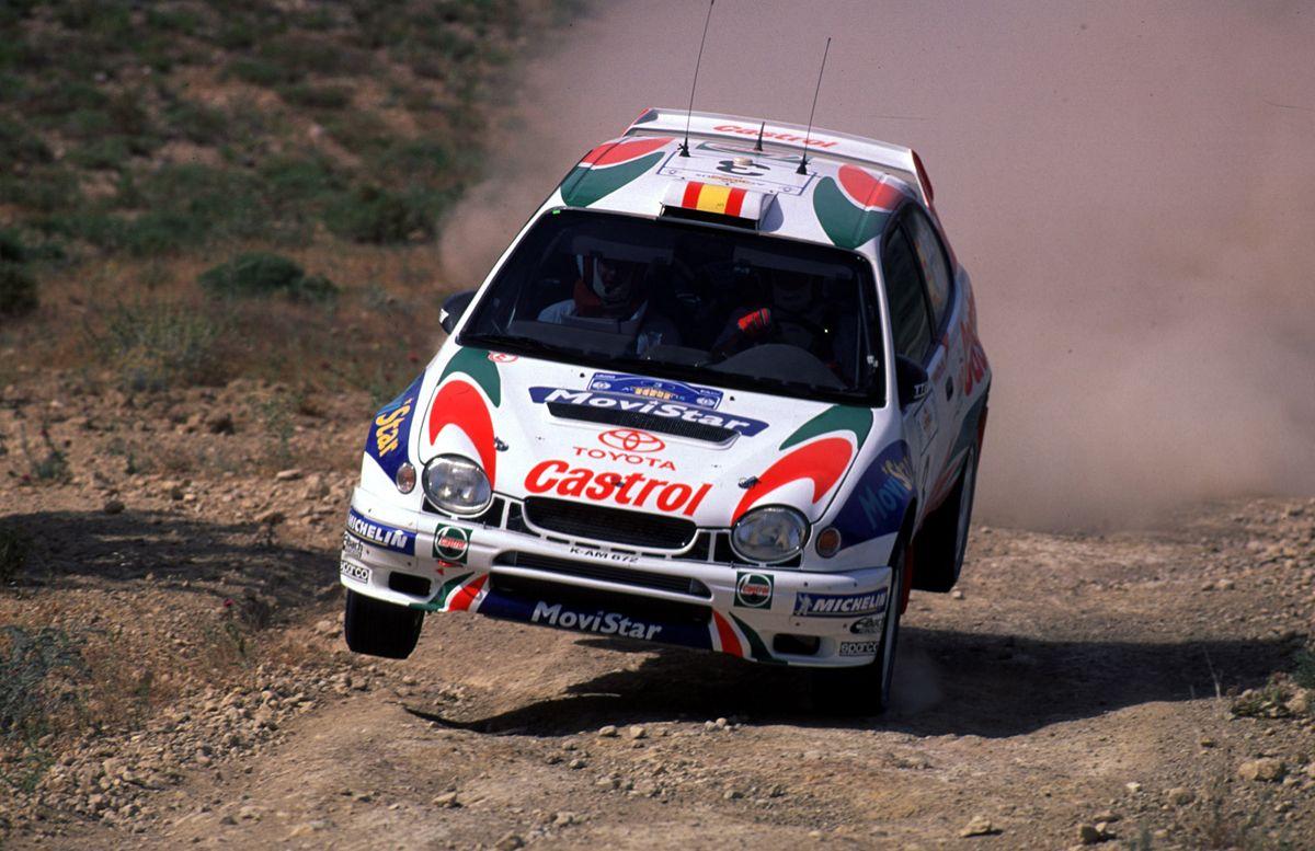 10. TOYOTA Campe¢n del Mundo de Constructores 1999 WRC