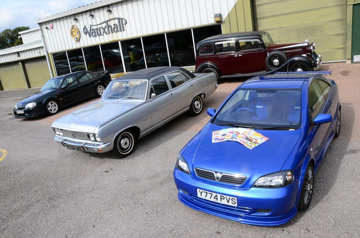 1446220_(6) (L-R) Lotus Carlton, PC Viceroy, BXL Limousine, Astra 888