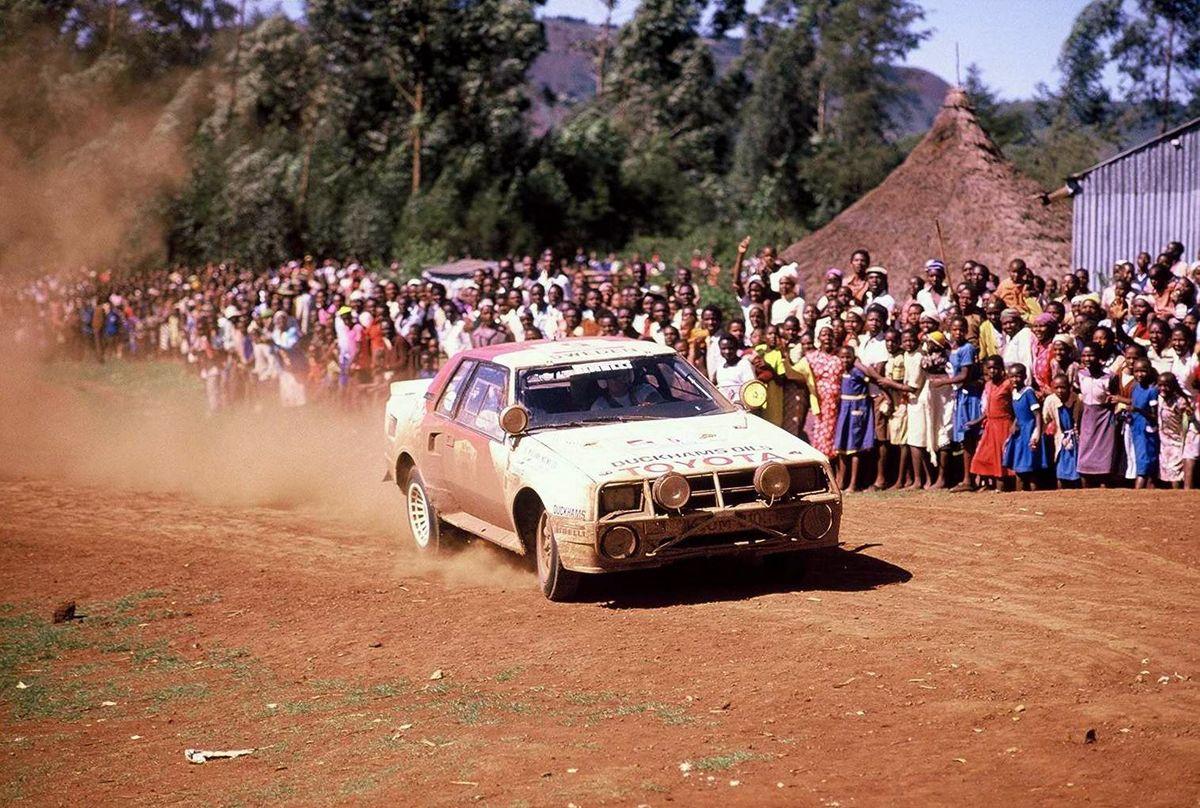 6. Toyota Celica Grupo B