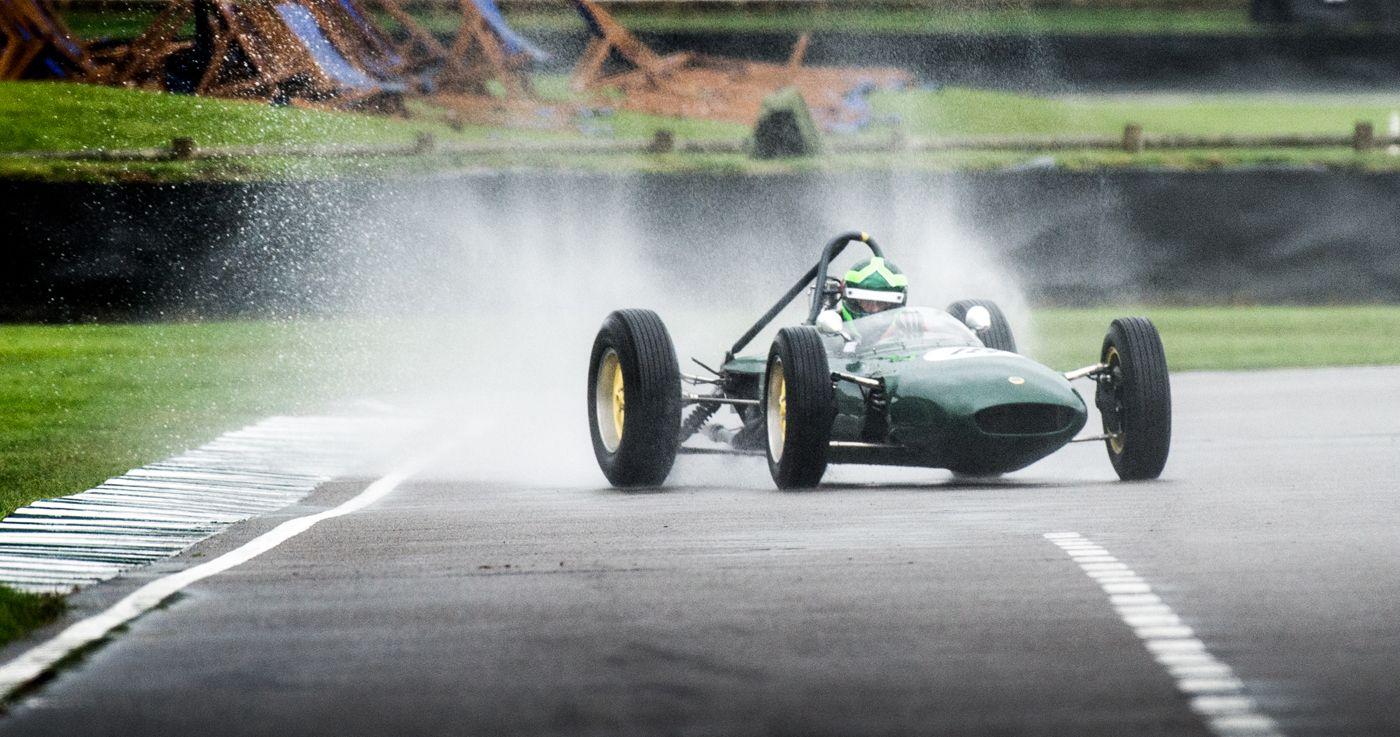 Goodwood Revival 2017: los F1 de litro y medio