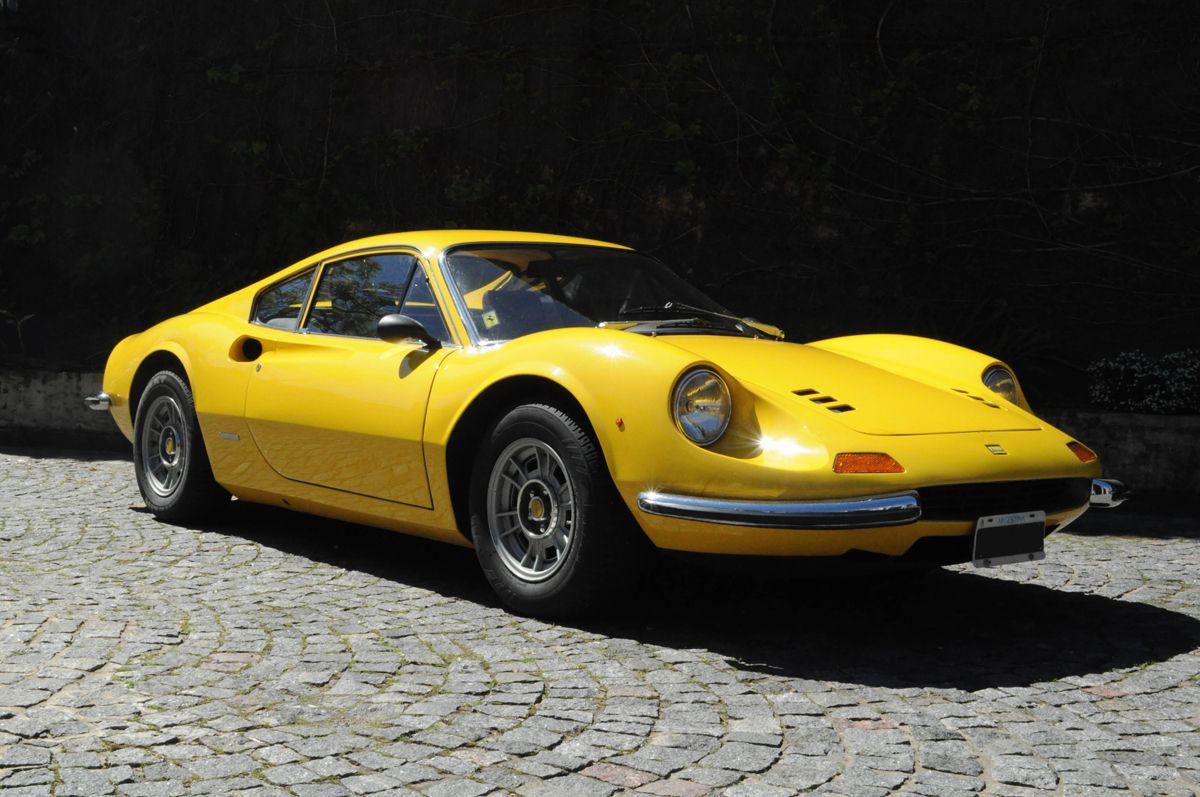 Presentacion AC2017 - Ferrari Dino 246 GT