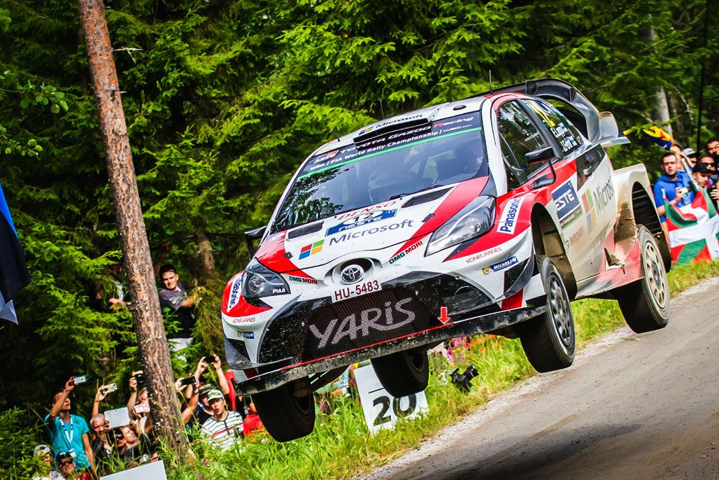 10. Yaris WRC
