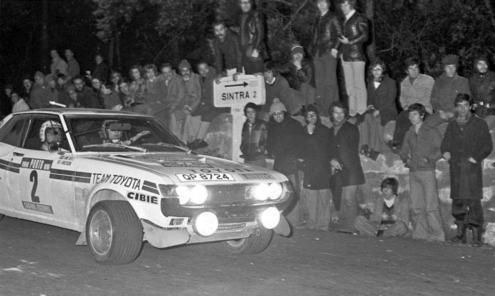 3.Toyota Celica GT2000 RA23 1976-Portugal-Rally