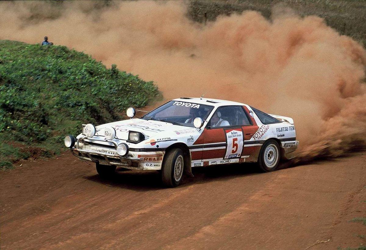 6. Toyota Supra MA70