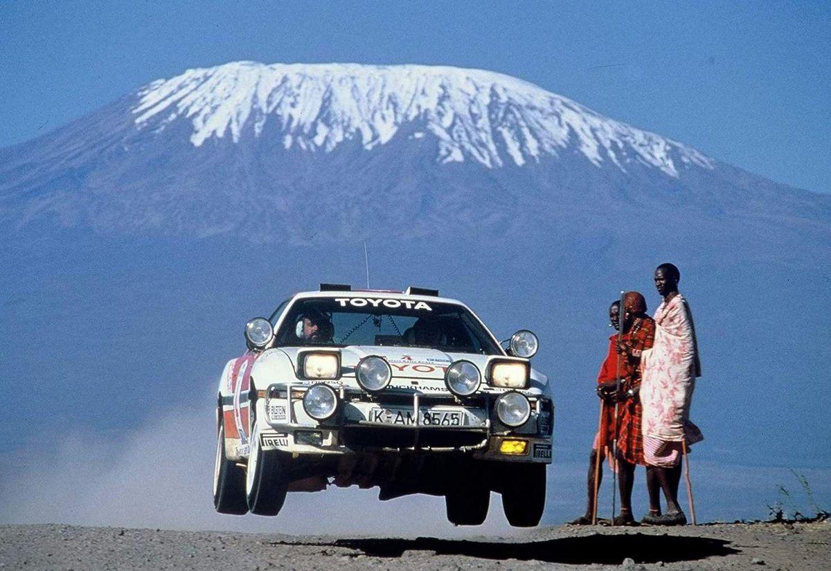 7. Toyota Celica ST 165 GT4 Celica Africa