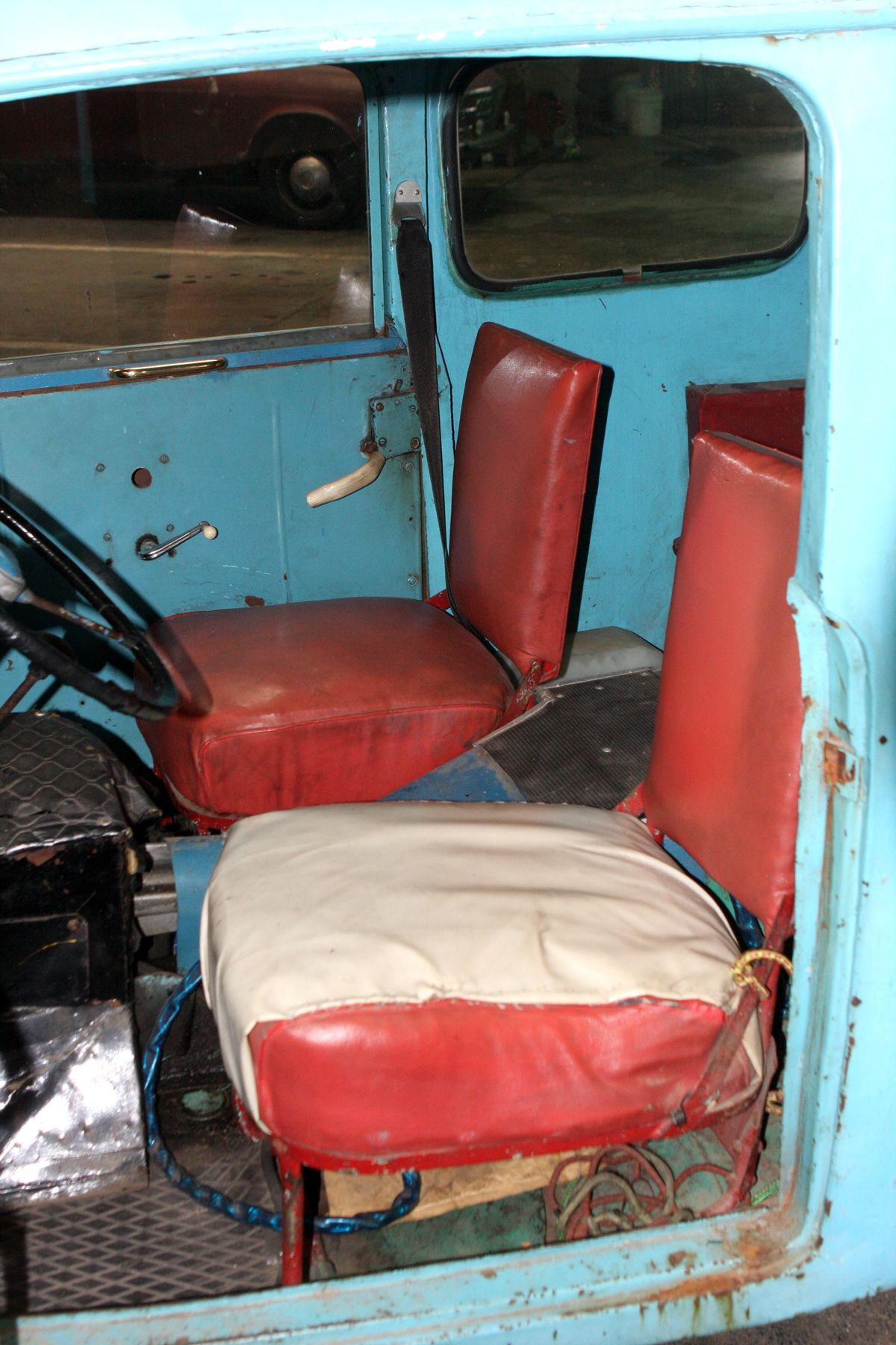 Goliath asientos