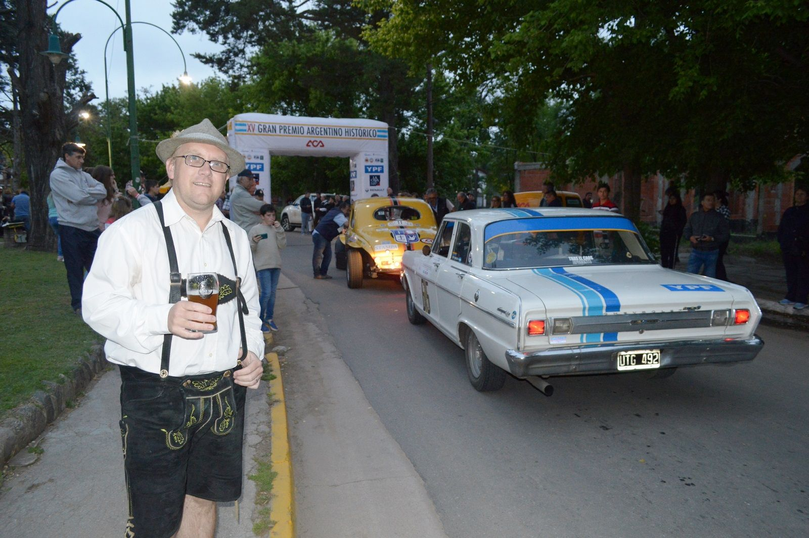 Llegada en Villa General Belgrano (2)
