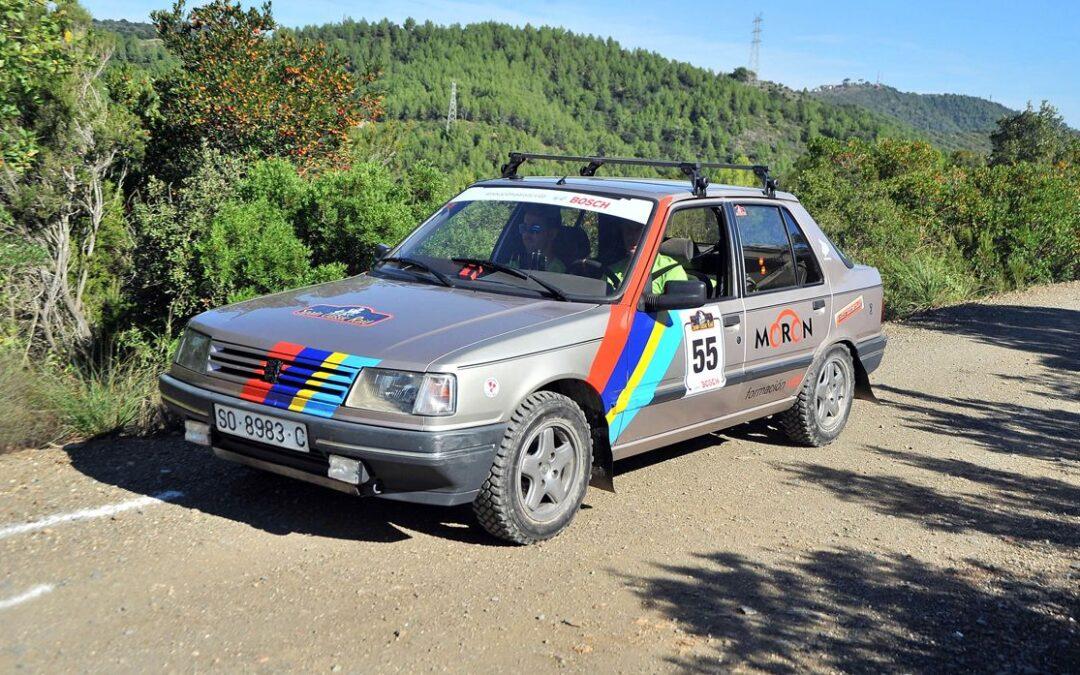 Spain Classic Raid 2017: revival ochentero de Peugeot