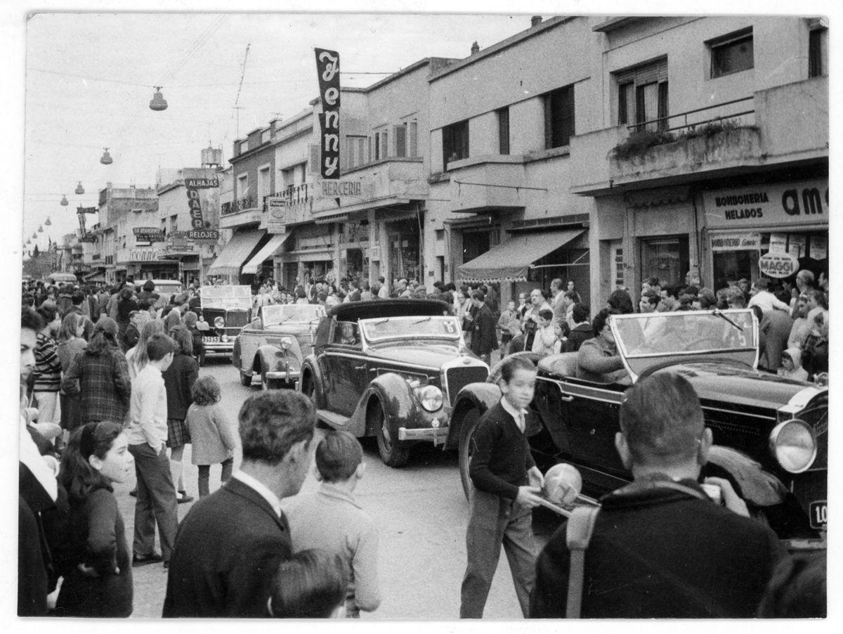 Desfile Concurso de Elegancia 1963