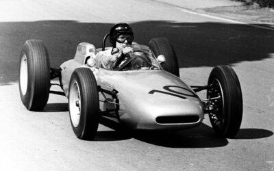Porsche se despide de Dan Gurney