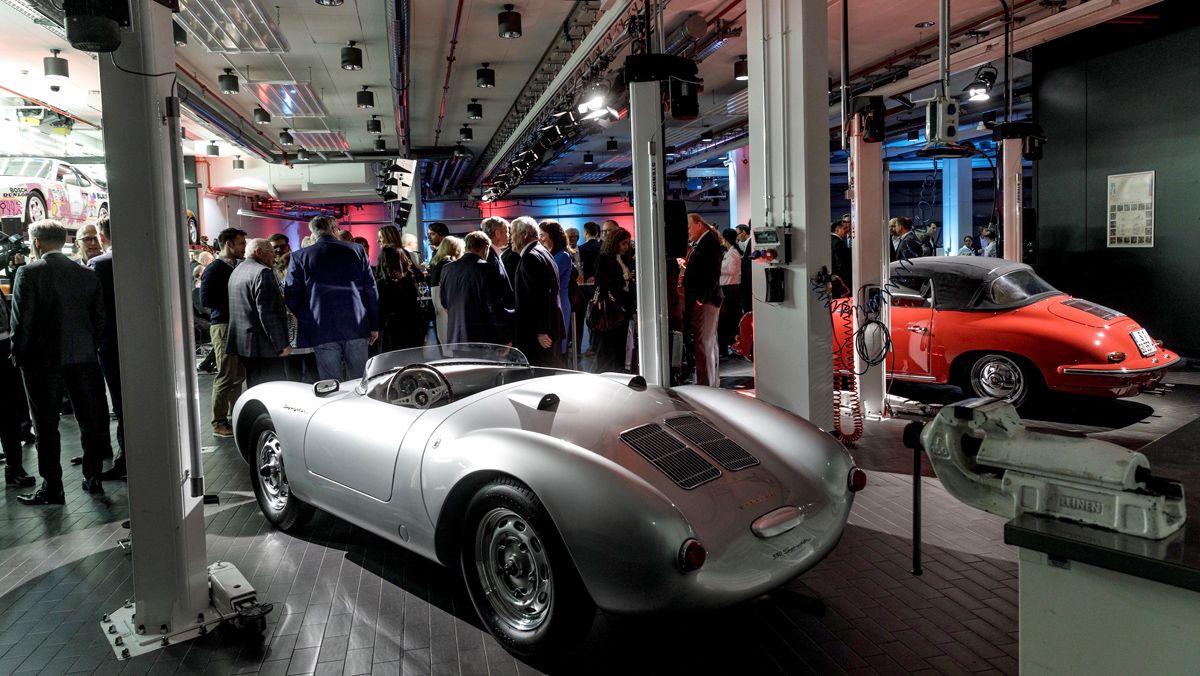 Neujahrsempfang der Porsche AG im Porsche Museum in Stuttgart am 25.01.2018 | Foto: JAi??rg Eberl | www.eberl-photo.de | T: +49 152 01788990