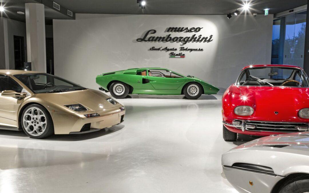 Museo Lamborghini: record de visitantes en 2017