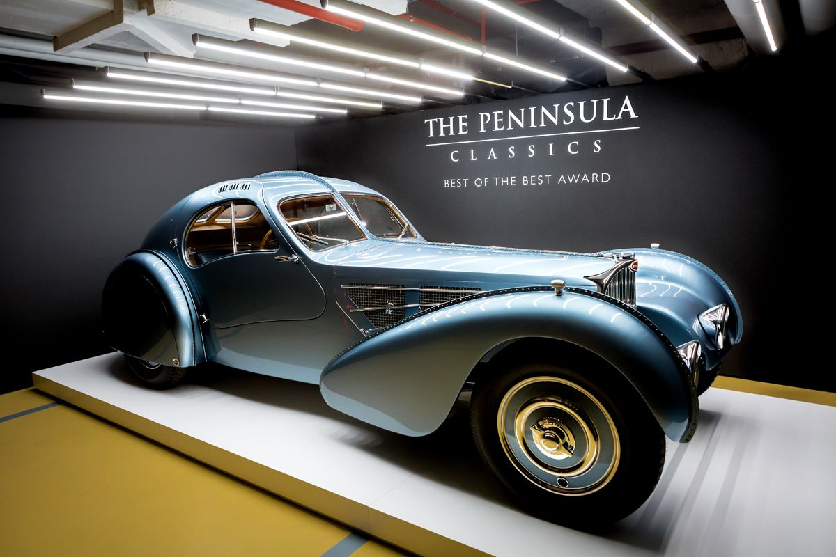 1. Bugatti hero shot