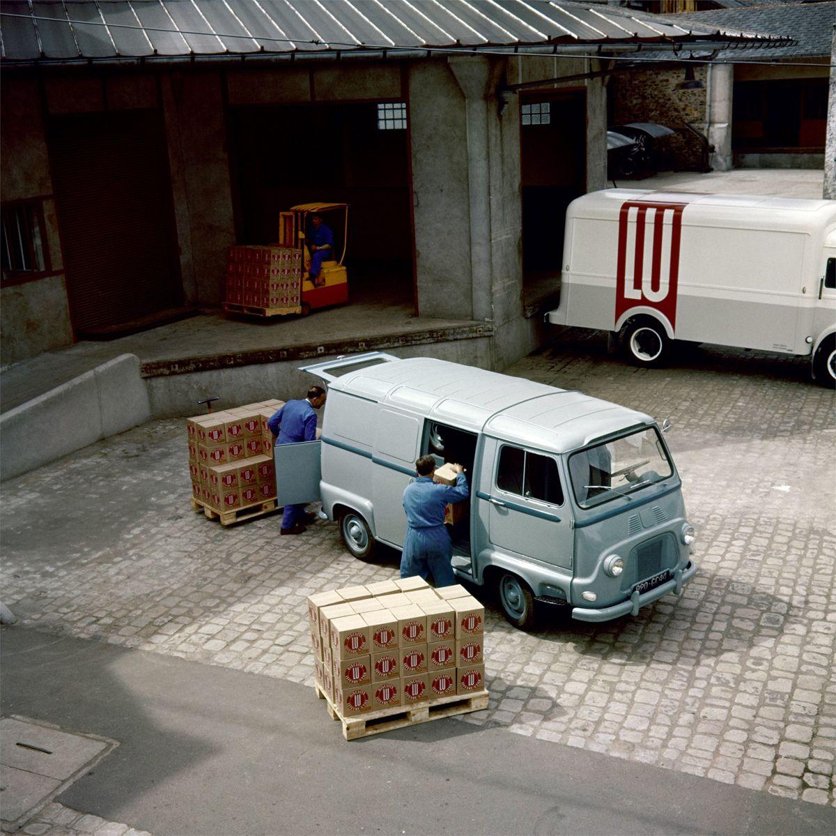 1959 - Renault ESTAFETTE