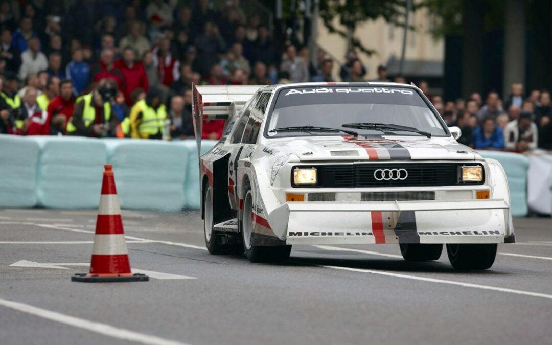 Audi Tradition: el programa para el 2018
