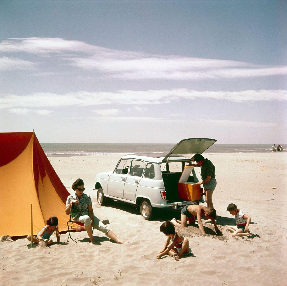 1961 - Renault 4