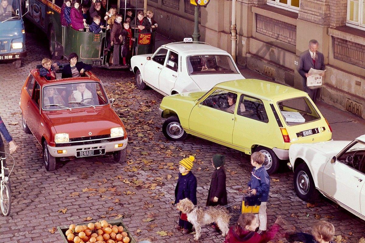1972 - Renault 5