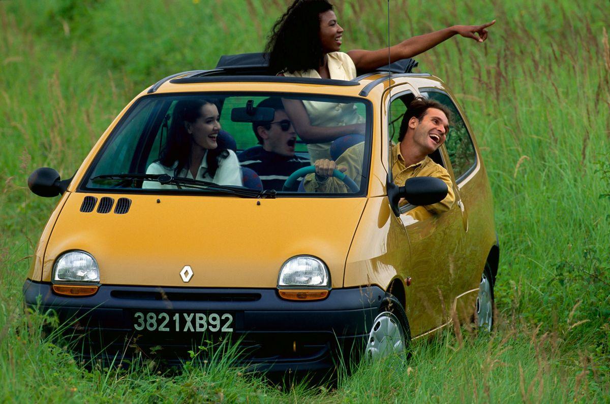 1992 - Renault TWINGO I