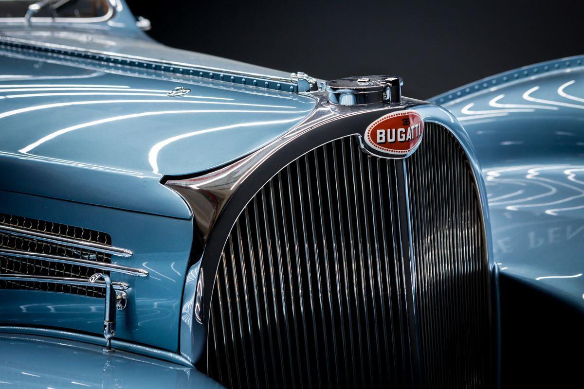 3. Bugatti engine