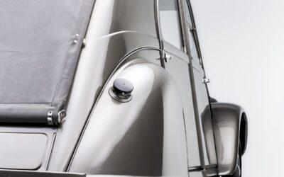 Rétromobile 2018: el stand de Citroën