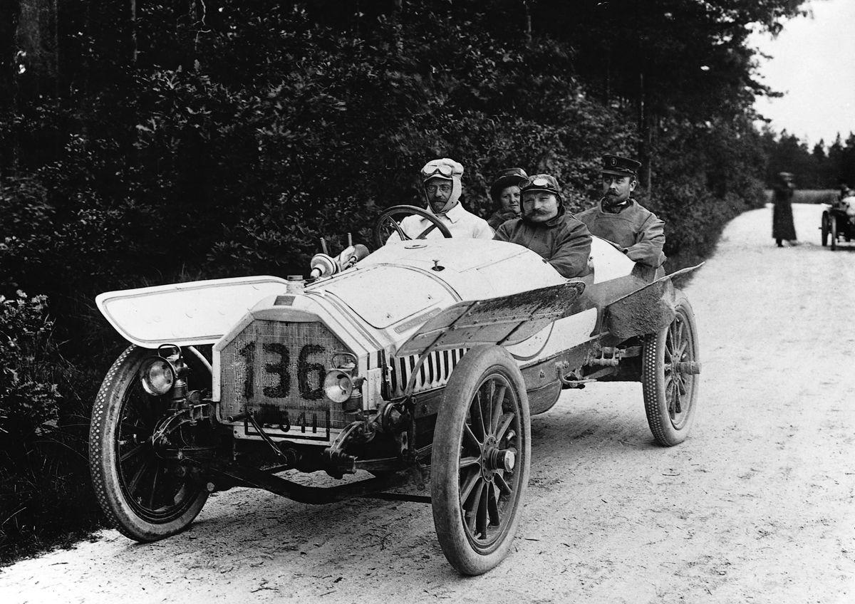"""Horch 11/22 hp, """"Torpedo"""", 2.7 l, 4 cylinder (inline), 22 hp, Au"""