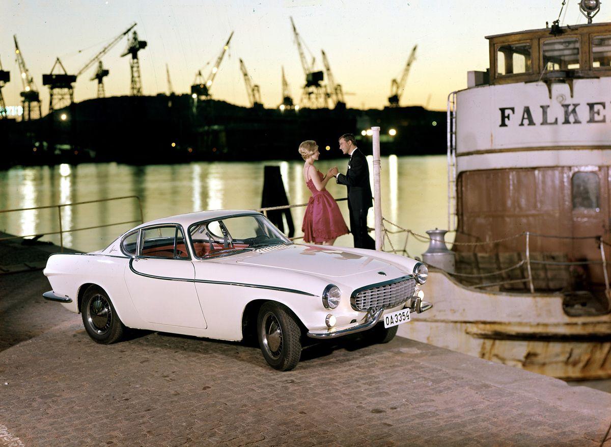 Volvo P1800, 1961