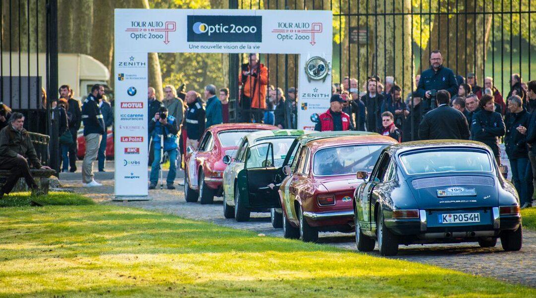 Tour Auto 2018: amanecer de una semana agitada