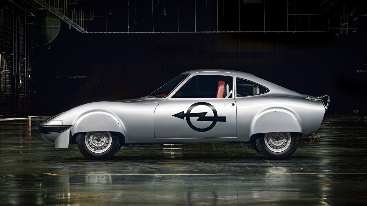 Ahead of its time: The 1972 Elektro GT reached around 189 km/h and set multiple world records.