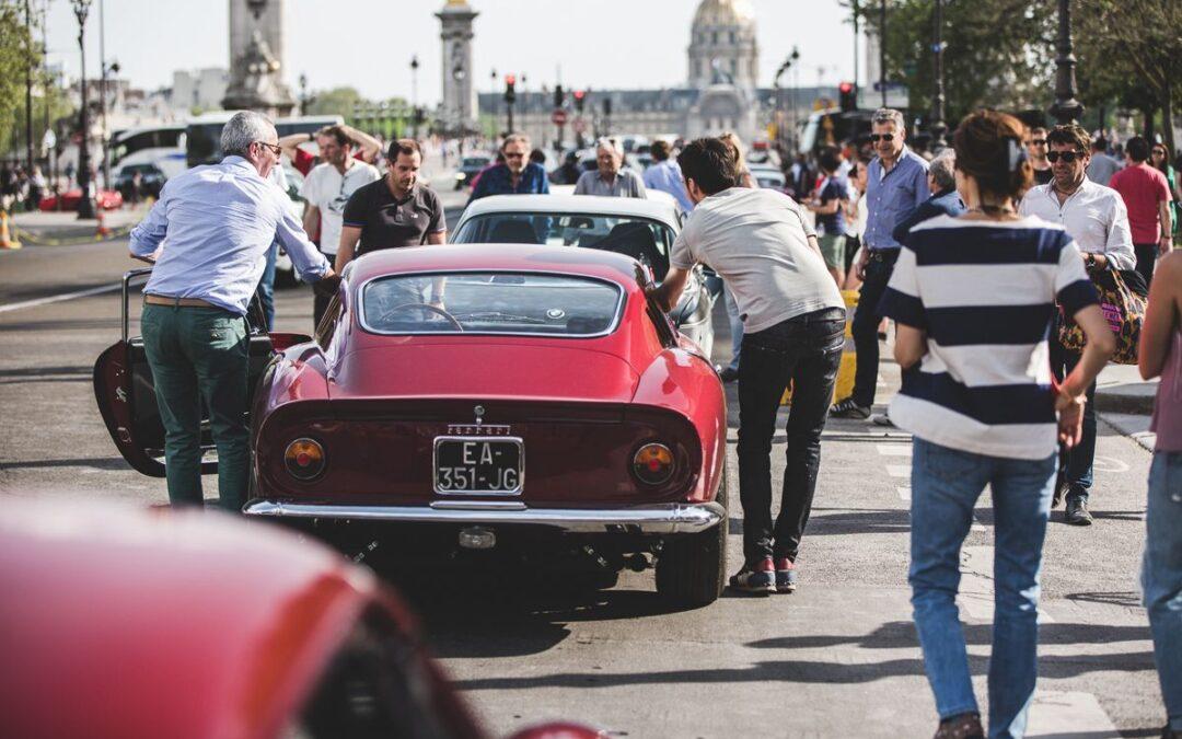 Tour Auto 2018: un domingo en París