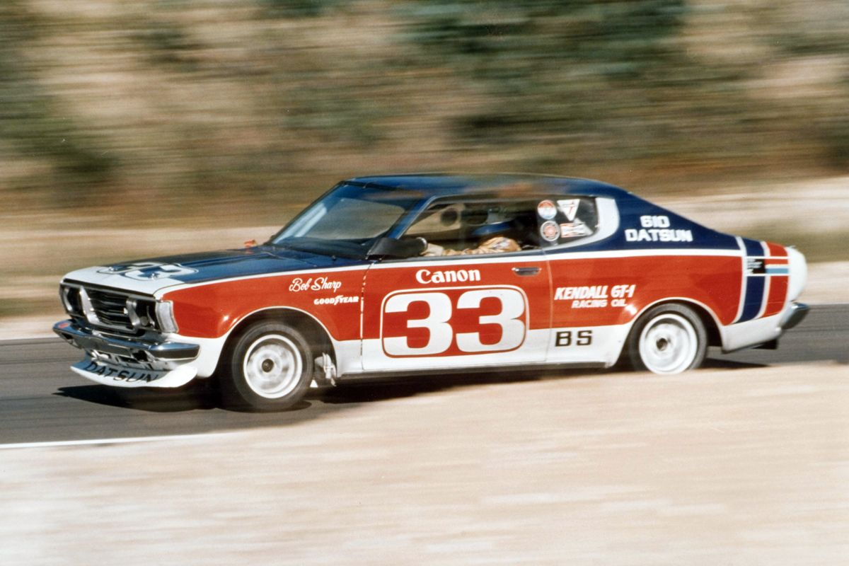 NASHVILLE, Tenn. (Jan. 29, 2018) Ai?? Nissan legend Bob Sharp has been added to the Sports Car Club of America's (SCCA) Hall of Fame as part of its 2018 class of inductees. Sharp began racing and selling Datsuns in Connecticut in the 1960s. His racing prowess boosted his sales numbers and his profile, and by the 1970s he was the premier Datsun racer in the U.S. and a successful dealer.